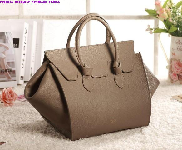 Replica Designer Handbags Celine
